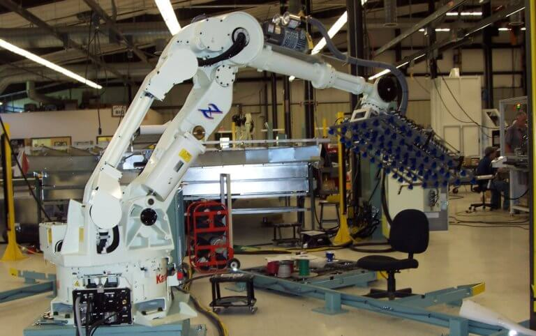 Puzzle Collating Packaging Robot